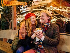 Winter Foodtruck feest Noord-Holland
